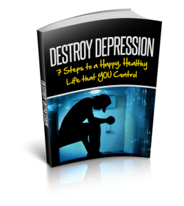 Destroy Depression Ebook