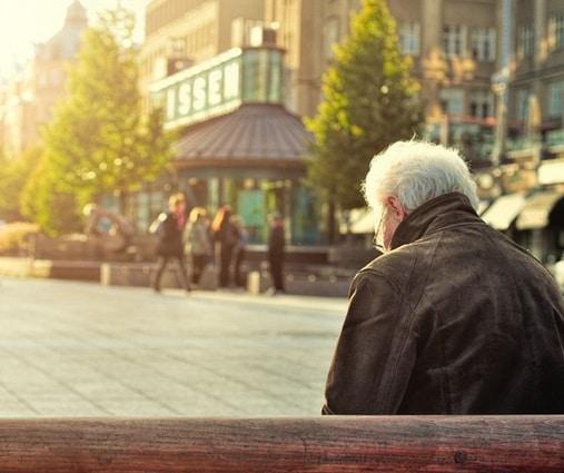 Senior Citizens and Depression Article